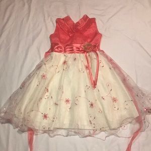 Other - Pink floral dress